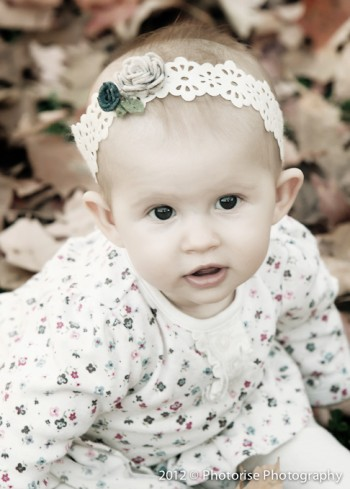 Gabrielle: A Baby Portrait Session in Pittsburgh, PA